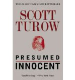 Portada de [(PRESUMED INNOCENT)] [BY: SCOTT TUROW]