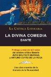 Portada de LA DIVINA COMEDIA DE DANTE, COLECCIÓN LA CRÍTICA LITERARIA POR EL CÉLEBRE CRÍTICO LITERARIO JUAN BAUTISTA BERGUA, EDICIONES IBÉRICAS