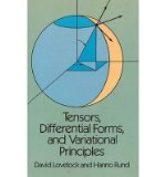 Portada de [( TENSORS, DIFFERENTIAL FORMS AND VARIATIONAL PRINCIPLES )] [BY: DAVID LOVELOCK] [MAR-1990]