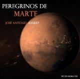 Portada de PEREGRINOS DE MARTE (FICCIONBOOKS)