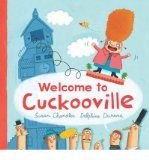 Portada de [( WELCOME TO CUCKOOVILLE )] [BY: SUSAN CHANDLER] [MAR-2011]