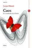 Portada de CAOS: LA CREACIÓN DE UNA CIENCIA