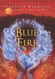Portada de THE HEALING WARS: BOOK II: BLUE FIRE