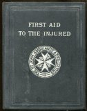 Portada de FIRST AID TO THE INJURED - SIXTEENTH EDITION