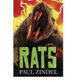 Portada de [( RATS )] [BY: PAUL ZINDEL] [SEP-2011]