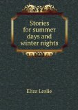 Portada de STORIES FOR SUMMER DAYS AND WINTER NIGHTS