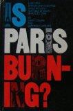 Portada de IS PARIS BURNING?