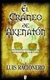 Portada de EL CRANEO DE AKENATON