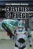 Portada de CRISTALES DE FUEGO