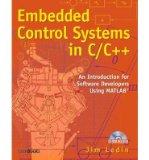 Portada de [(EMBEDDED CONTROL SYSTEMS IN C/C++)] [BY: JIM LEDIN]
