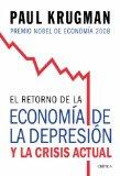 Portada de EL RETORNO DE LA ECONOMÍA DE LA DEPRESIÓN