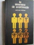 Portada de LA AMENAZA DE ANDRÓMEDA