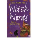 Portada de [( WITCH WORDS: POEMS OF MAGIC AND MYSTERY )] [BY: ROBERT FISHER] [OCT-1998]