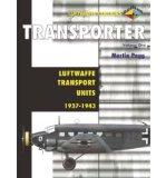 Portada de [( LUFTWAFFE TRANSPORT UNITS 1937-1943: TRANSPORTER V. 1 )] [BY: MARTIN PEGG] [FEB-2007]
