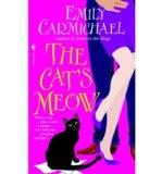 Portada de [(THE CAT'S MEOW)] [BY: EMILY CARMICHAEL]