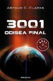 Portada de 3001: ODISEA FINAL
