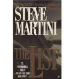 Portada de [(THE LIST)] [BY: STEVE MARTINI]