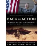 Portada de [( BACK IN ACTION: AN AMERICAN SOLDIER'S STORY OF COURAGE, FAITH, AND FORTITUDE )] [BY: DAVID M. ROZELLE] [APR-2005]