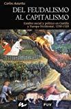 Portada de DEL FEUDALISMO AL CAPITALISMO: CAMBIO SOCIAL Y POLÍTICO EN CASTILLA Y EUROPA OCCIDENTAL, 1250-1520