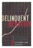 Portada de DELINQUENT BEHAVIOR / PREPARED BY WILLIAM C. KVARACEUS AND WALTER B. MILLER, WITH THE COLLABORATION OF MILTON L. BARRON