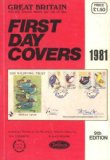 Portada de FIRST DAY COVERS 1981 GREAT BRITAIN INCLUDING CHANNEL ISLANDS AND ISLE OF MAN