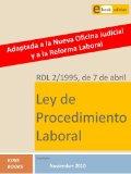 Portada de LEY PROCEDIMIENTO LABORAL
