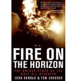 Portada de [( FIRE ON THE HORIZON LP: THE UNTOLD STORY OF THE GULF OIL DISASTER )] [BY: TOM SHRODER] [SEP-2011]
