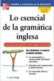 Portada de GRAMÁTICA DEL INGLÉS