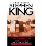 Portada de [THE DRAWING OF THE THREE: (THE DARK TOWER #2)] [BY: STEPHEN KING]