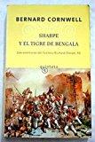 Portada de SHARPE Y EL TIGRE DE BENGALA