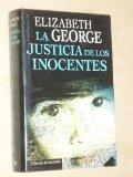 Portada de LA JUSTICIA DE LOS INOCENTES