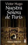 Portada de NUESTRA SEÑORA DE PARIS
