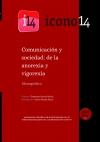 Portada de COMUNICACIÓN Y SOCIEDAD: DE LA ANOREXIA Y VIGOREXIA. REVISTA ICONO14. A8ESPECIAL
