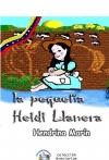Portada de LA PEQUEÑA HEIDI LLANERA