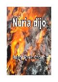 Portada de NURIA DIJO