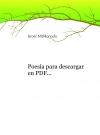 Portada de POESÍA PARA DESCARGAR EN PDF