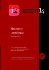 Portada de MUJERES Y TECNOLOGÍA. REVISTA ICONO14. A9V1