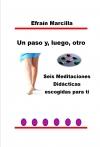 Portada de UN PASO Y, LUEGO, OTRO SEIS MEDITACIONES DIDÁCTICAS ESCOGIDAS PARA TI