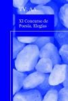 Portada de XI CONCURSO DE POESÍA. ELEGÍAS