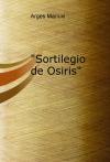 """Portada de """"SORTILEGIO DE OSIRIS"""""""