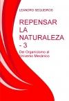 Portada de REPENSAR LA NATURALEZA 3: DEL ORGANICISMO AL UNIVERSO MECÁNICO