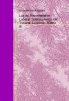 Portada de LEY DE PROCEDIMIENTO LABORAL. JURISPRUDENCIA DEL TRIBUNAL SUPREMO. TOMO III