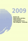 Portada de BOLETIN DEL OBSERVATORIO DEL EBRO OBSERVACIONES GEOMAGNÉTICAS EN LA ISLA LIVINGSTON  ANTARTIDA 2009
