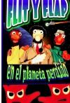 Portada de FLIT Y FLAP EN ELPLANETA PERDIDO