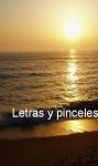 Portada de LETRAS Y PINCELES