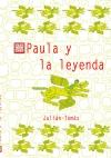 Portada de PAULA Y LA LEYENDA