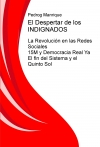 Portada de EL DESPERTAR DE LOS INDIGNADOS  REVOLUCIÓN EN LA RED SOCIAL