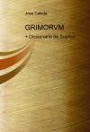 Portada de GRIMORVM      DICCIONARIO DE SUEÑOS