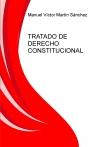 Portada de TRATADO DE DERECHO CONSTITUCIONAL