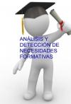 Portada de ANÁLISIS Y DETECCIÓN DE NECESIDADES FORMATIVAS: